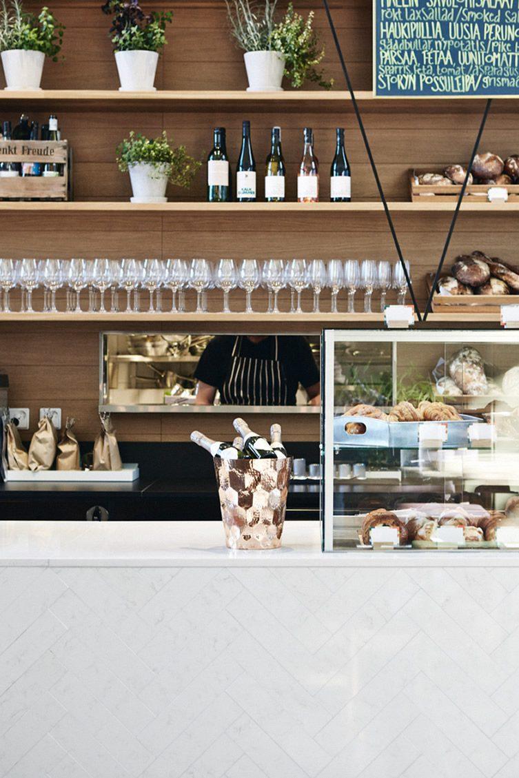 Restaurant Story — Helsinki