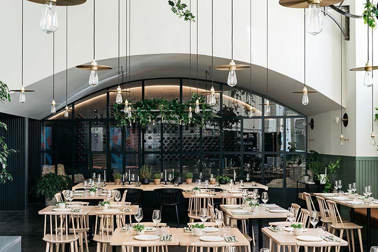Prado Lisbon Farm to Table Restaurant by Nuno Mendes Protégé António Galapito