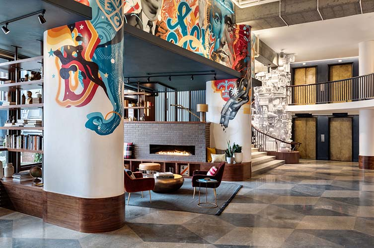 The Revolution Hotel Boston Design Hotel by Adam&Co.
