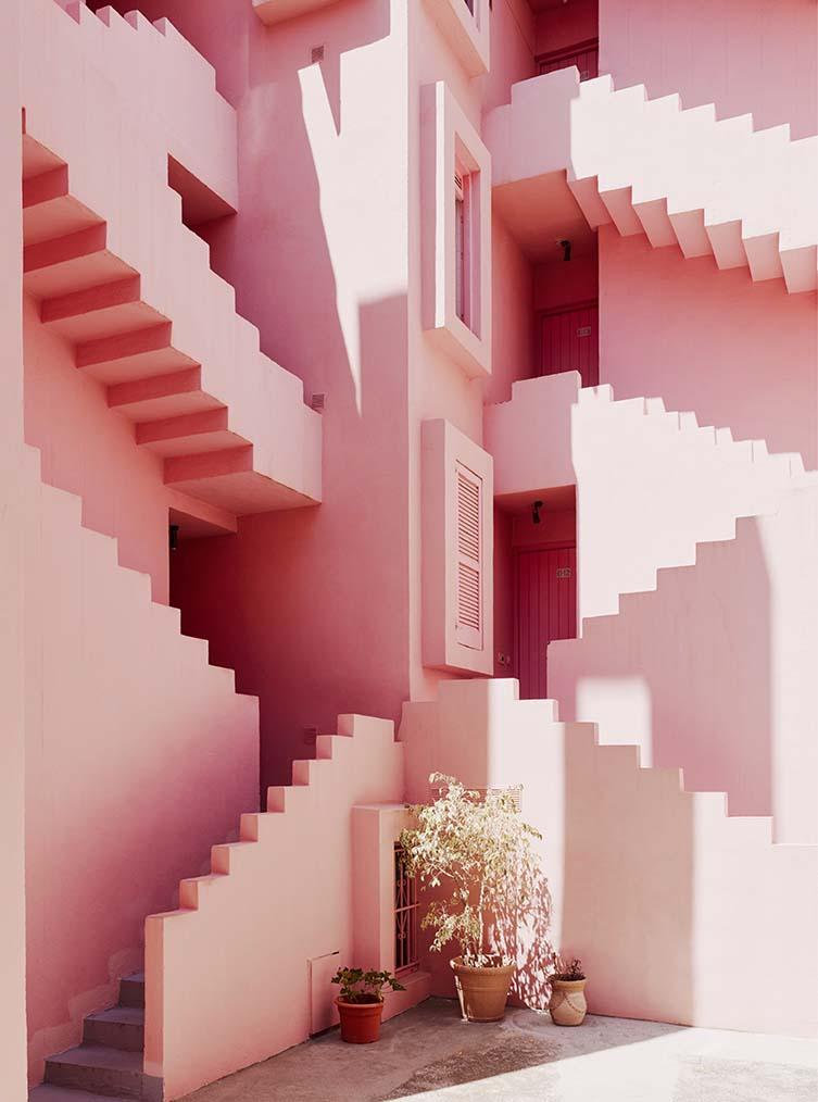 La Muralla Roja, Alicante