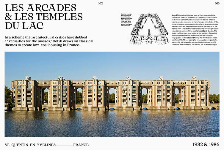 Ricardo Bofill, Visions of Architecture