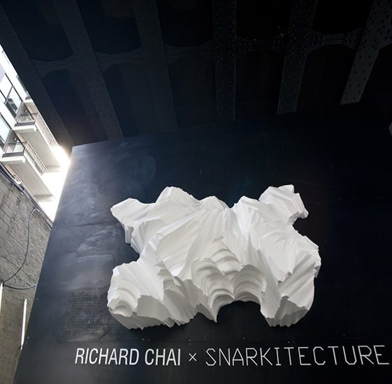 Richard Chai x Snarkitecture