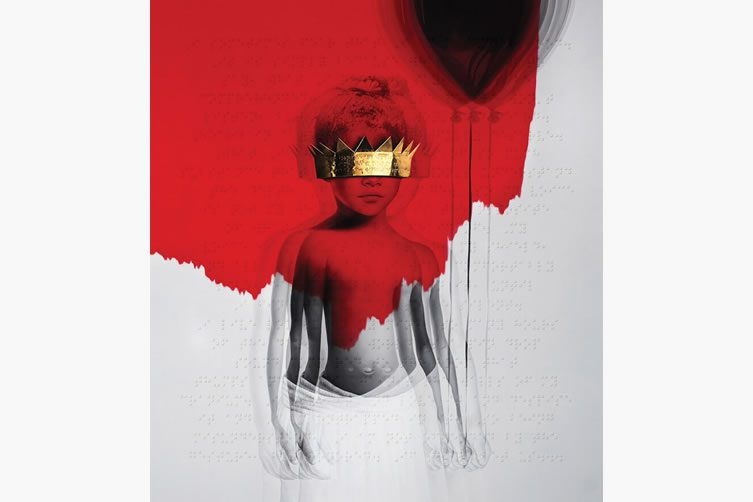 Rihanna Anti Art By Roy Nachum