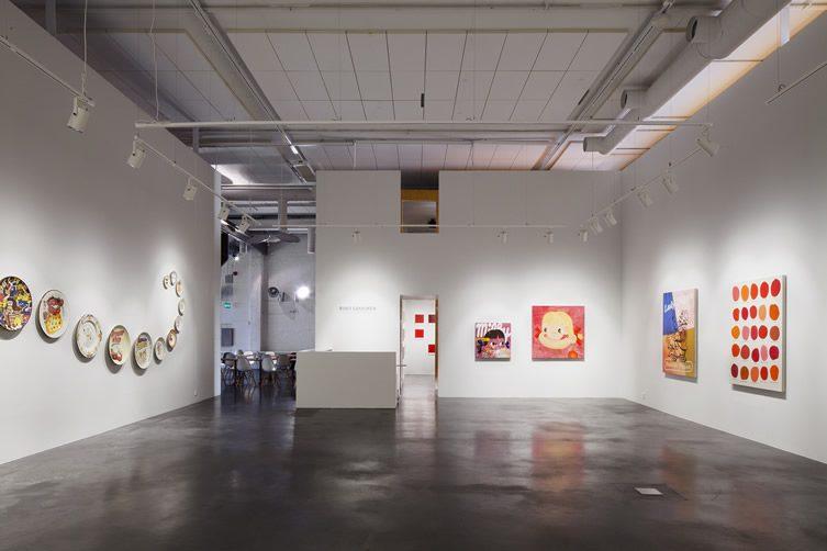 Riiko Sakkinen — Maalasi Itsensä Nurkkaan at Korjaamo Galleria