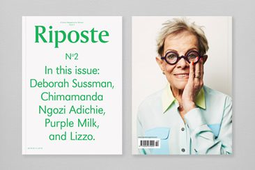 Riposte Magazine Issue #2
