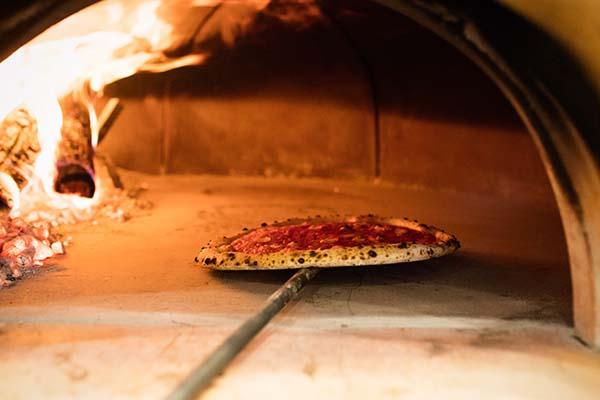 Roberta's Los Angeles, Brandon Hoy and chef Carlo Mirarchi's Pizza Joint at PLATFORM Culver City