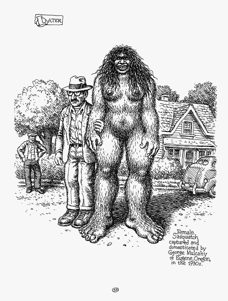 Robert Crumb — Sketchbooks 1964-1982