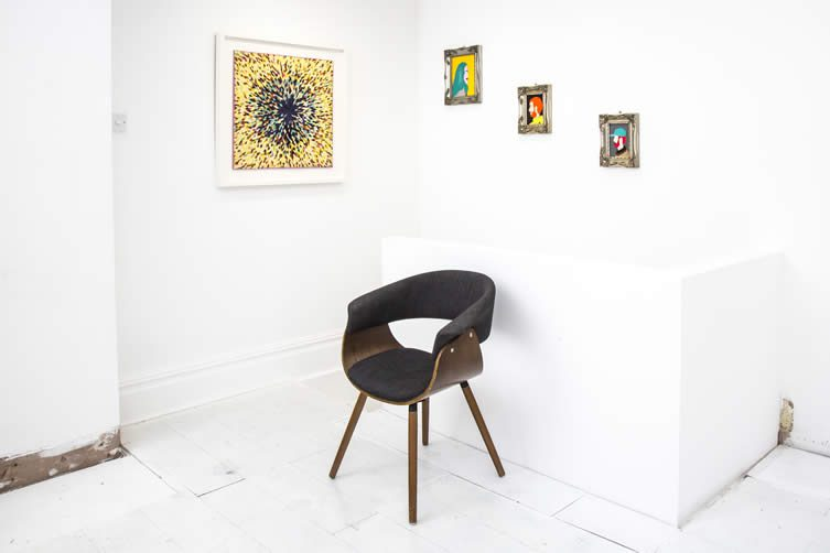 Robi Walters Gallery, 12 Ingestre Place, Soho London