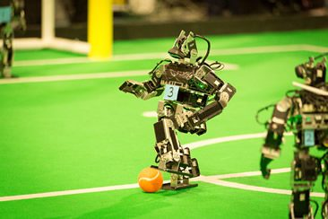 RoboCup, Robot Football's World Cup