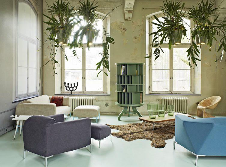 Roderick Vos Showroom — Den Bosch, Netherlands