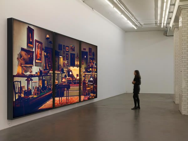 Rodney Graham, Media Studies at Hauser & Wirth Zürich