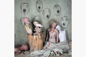 Roger Ballen Interview