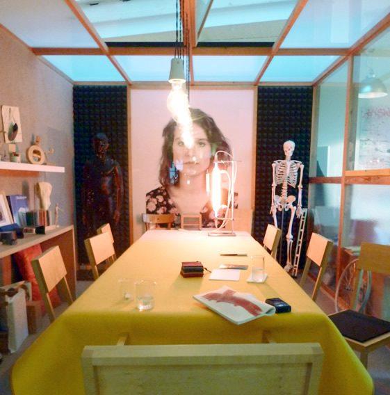 LDF10: Rolf Sachs Open Studio