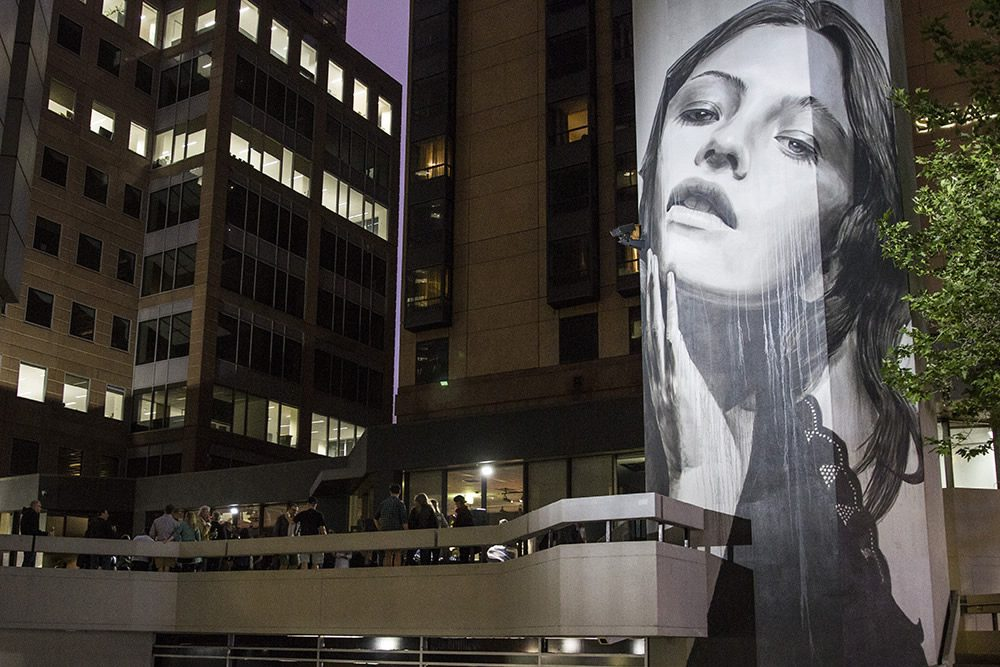 Rone — Lumen at 109 Little Collins Street
