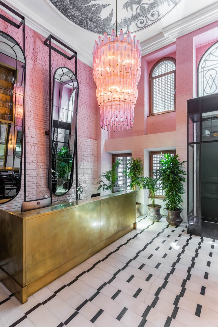 Hotel Room Designs: Room Mate Emir Istanbul, Room Mate Hotel Istanbul, Lázaro