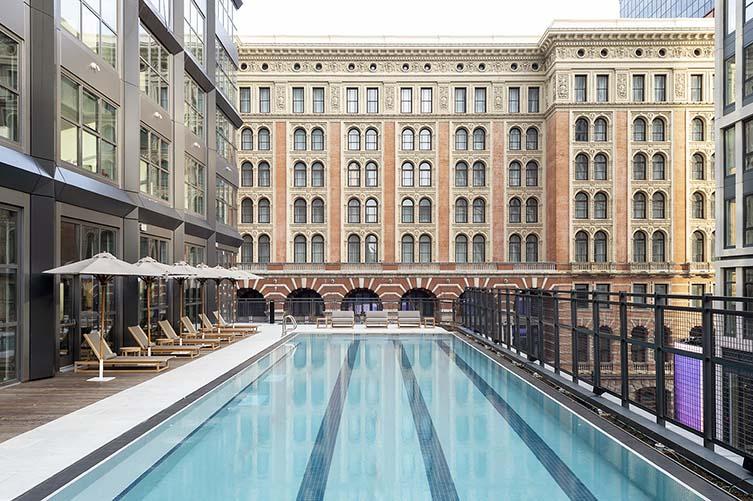 ROOST East Market Philadelphia Design Hotel by Method Co.