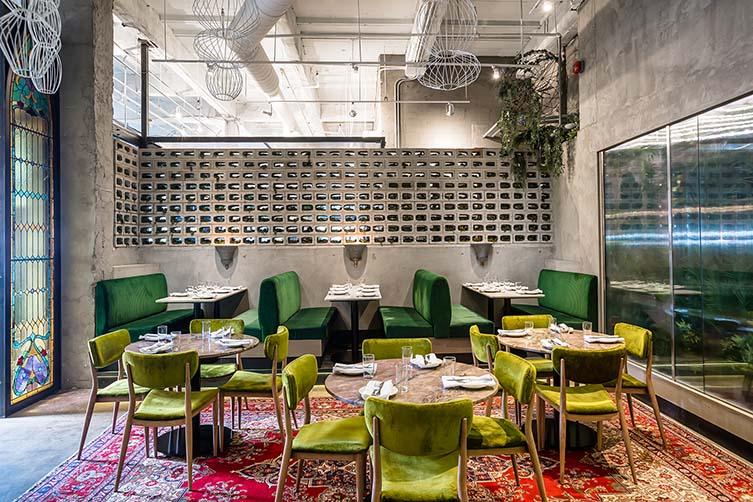 Rosalinda Toronto Financial District Restaurant by Grant van Gameren, Max Rimaldi and Jamie Cook