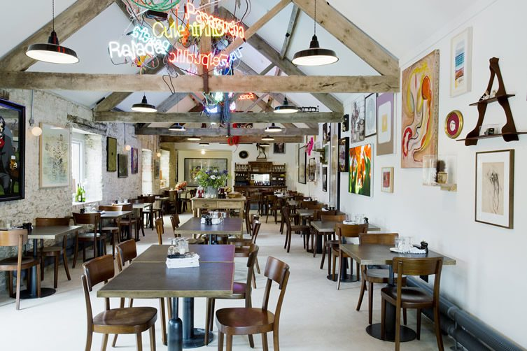 Roth Bar & Grill at Hauser & Wirth Somerset
