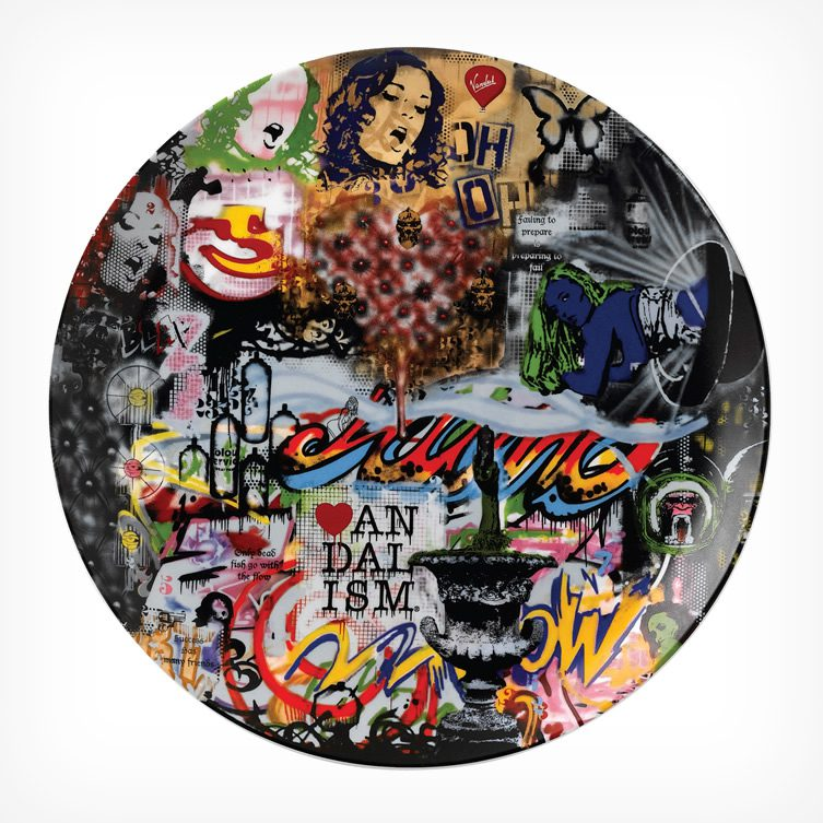 Street Art Collection by Royal Doulton, Pure Evil and Nick Walker
