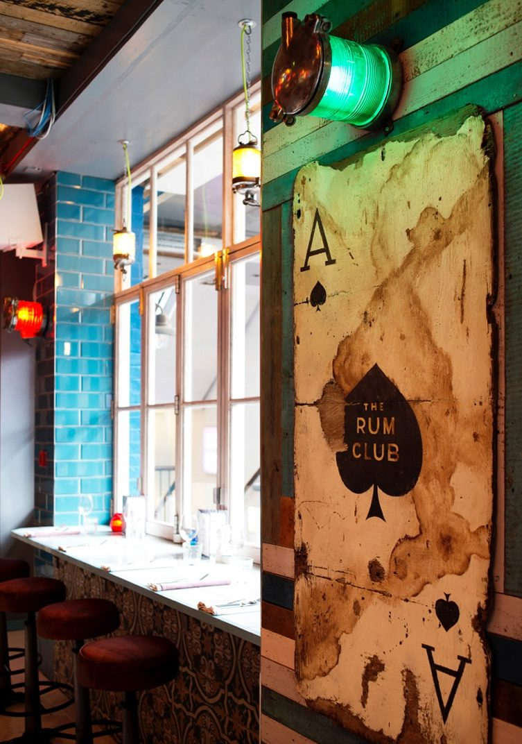 The Rum Kitchen, Carnaby — Soho, London