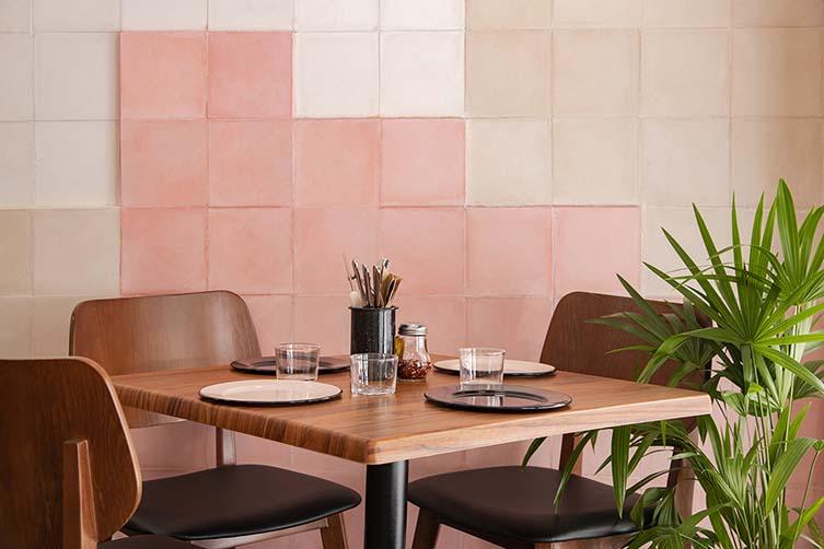 Rut Marut Mexico City Pizza Restaurant Designed by Creative Studio VVORKROOM