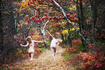 Ryan McGinley, Fall