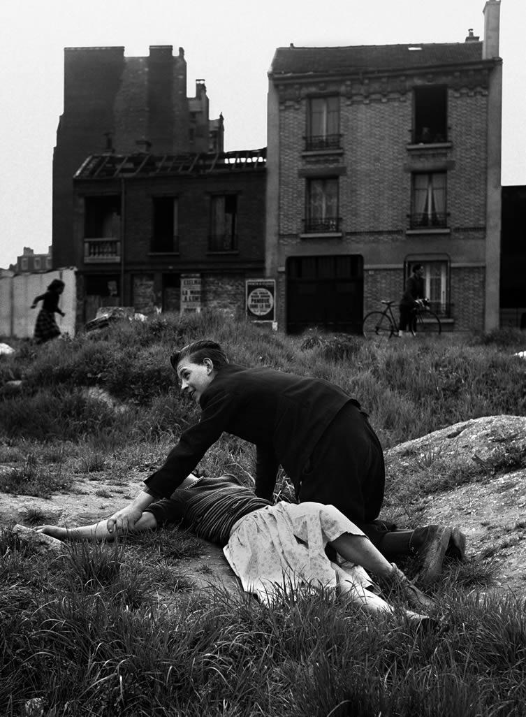 L'audace, 1950