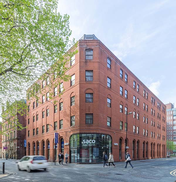 SACO Manchester: Serviced Apartments, Aparthotel Northern Quarter Manchester