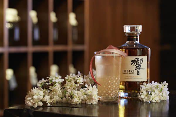 Suntory Japanese Whisky's Hanami at ROKA Charlotte Street