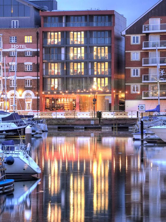 The Salthouse Harbour Hotel, Ipswich