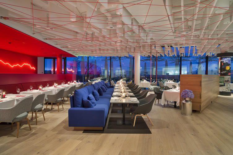 Saltz Restaurant At The Dolder Grand Z Rich Design By
