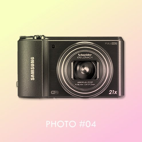Samsung Smart Camera Project