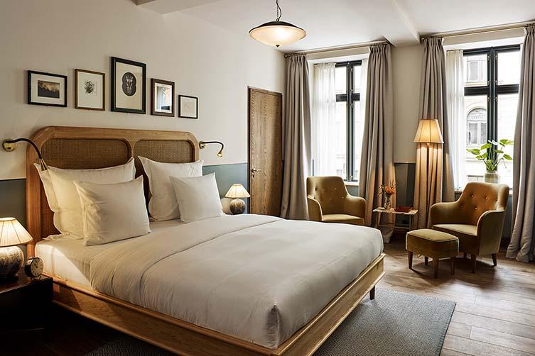 Sanders, Copenhagen. Hotel Sanders, Luxury Design Hotel Copenhagen