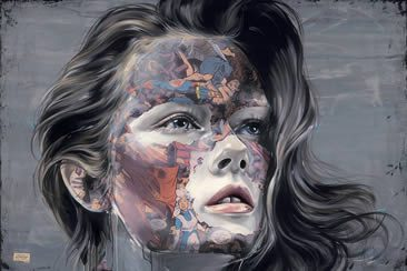 Sandra Chevrier at Above Second, Hong Kong