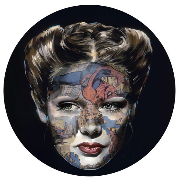 Sandra Chevrier, LES CAGES/The Echo of the CRASH, BAM, PoW! at Above Second, Hong Kong