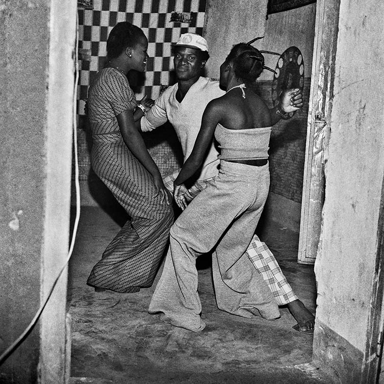 Les danseurs de makossa, 1976