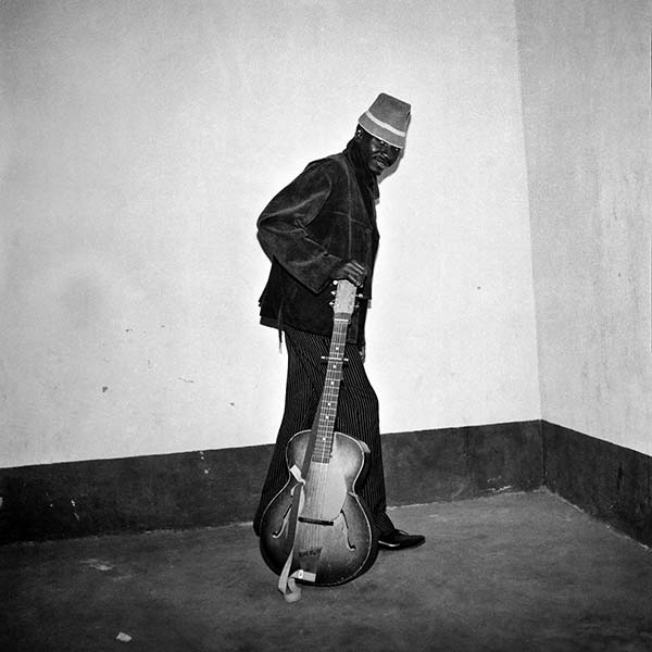 Le musicien, 1967