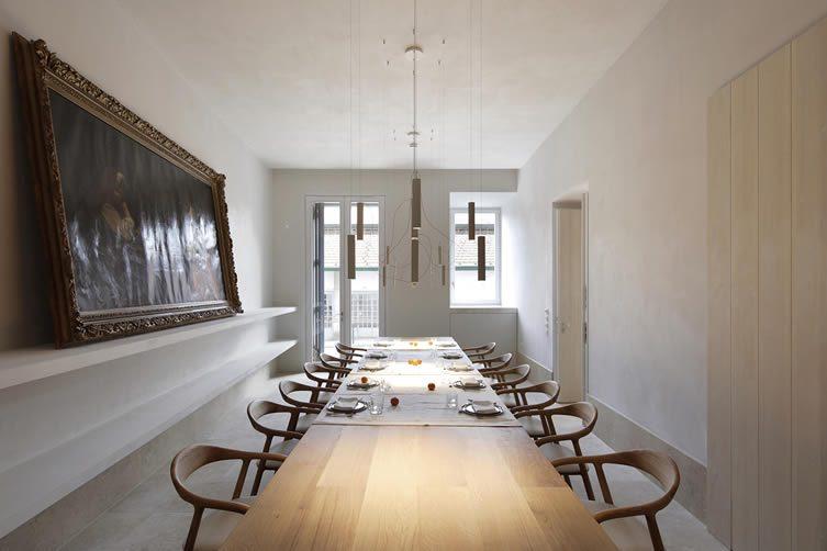 Santa clara 1728 lisbon lisboa design apartments manuel for Hotel design lisbona