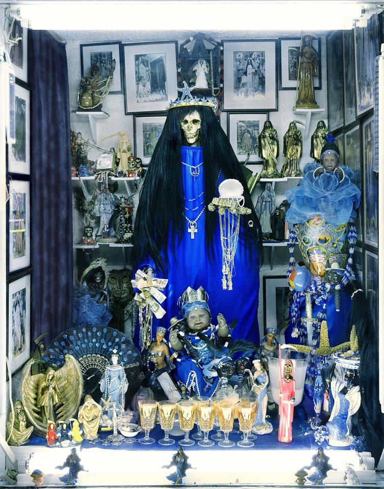 Angus Fraser, Santa Muerte