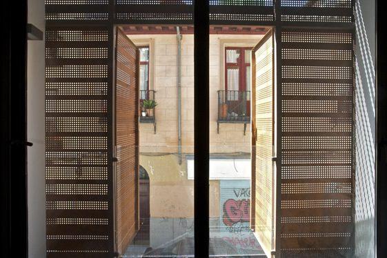 Madrid Apartment Façade