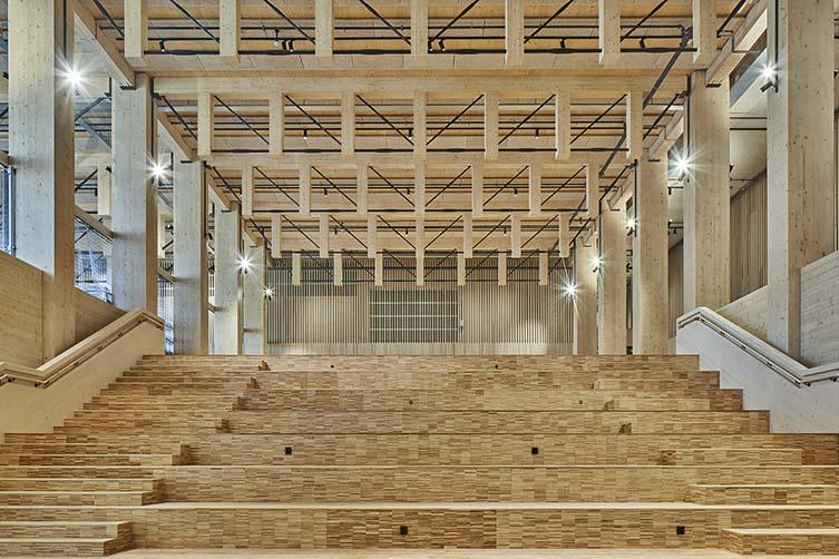 Sara Cultural Center Skellefteå