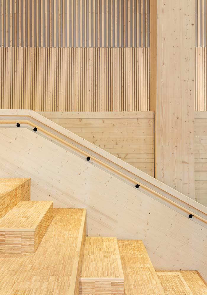 White Arkitekter-designed cultural centre in Sweden