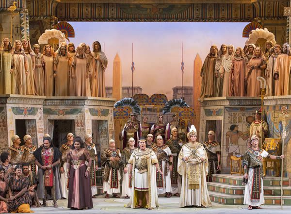 Sarasota Opera's production of Verdi's Aida