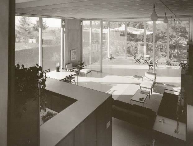Paul Rudolph, The Harkavy Residence