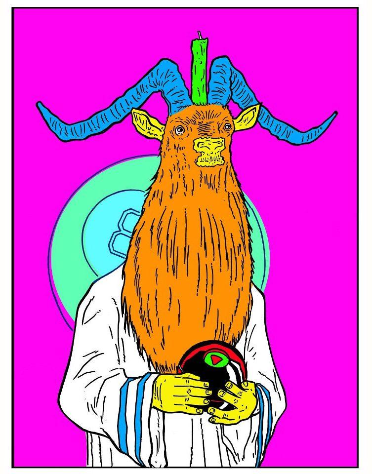 Satanic Mojo Comix Exhibition #1