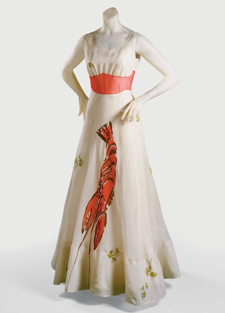1937 Lobster dress