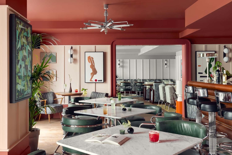 Schwan Locke Munich, Locke Living Design Hotel by Fettle Design