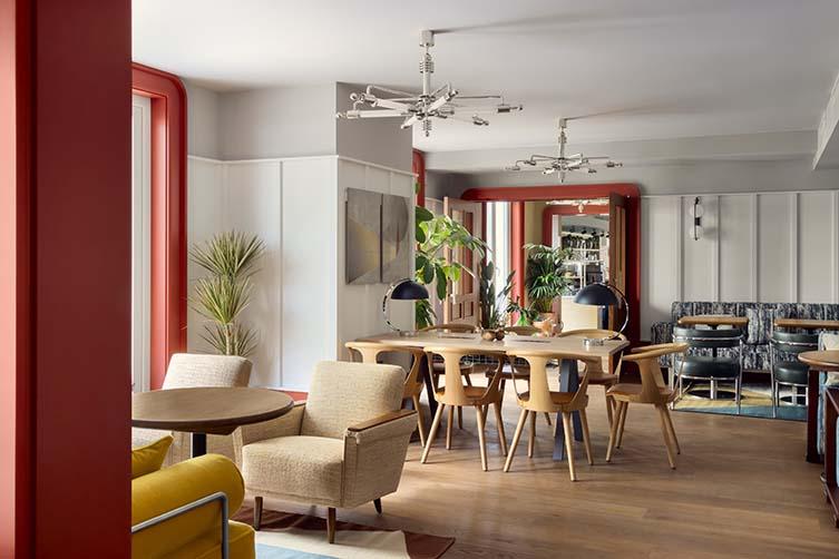 Locke Living Design Hotel by Fettle Design