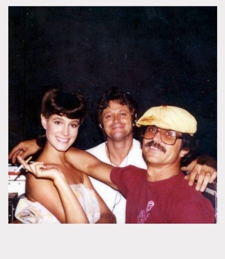 Sean Young Blade Runner Polaroids