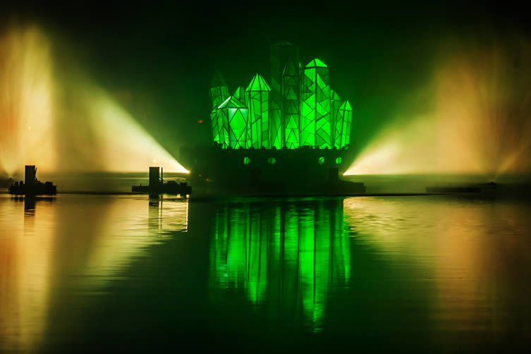 The Emerald City Shipshape Arts